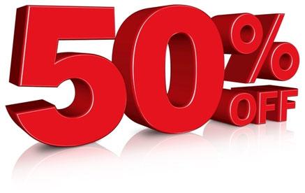 -50% kuponkód:1212